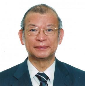 大會主席 陳黔開牧師